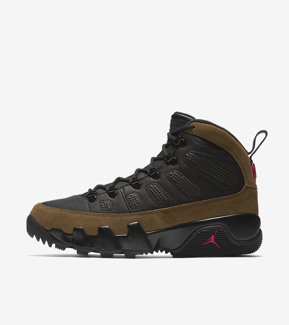 air jordan ix boot nrg