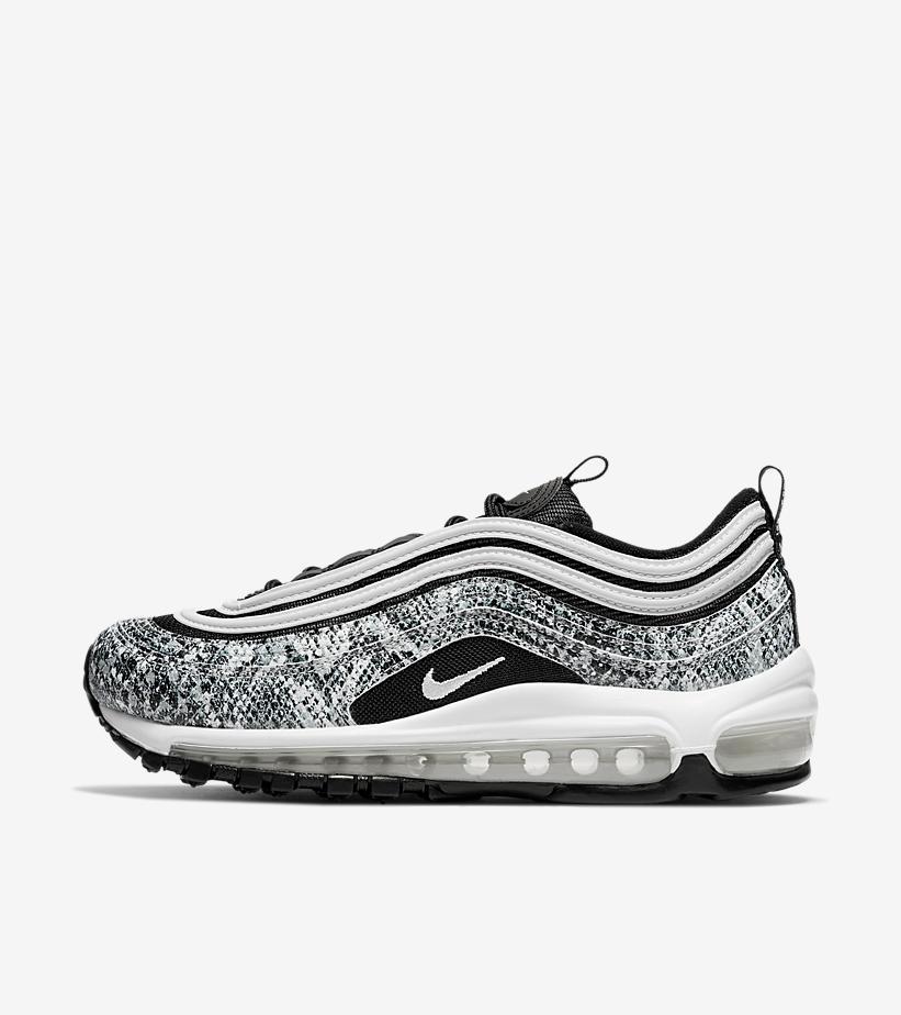 Nike Air Max 97 Silver Shoes Cheap Sale Wholesale Cheap